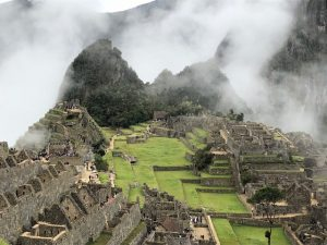Machu Picchu ~ the classic view
